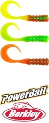 Силиконовая приманка Berkley Powerbait Ribbontail Grub