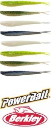 Силиконовая приманка Berkley Powerbait Minnow